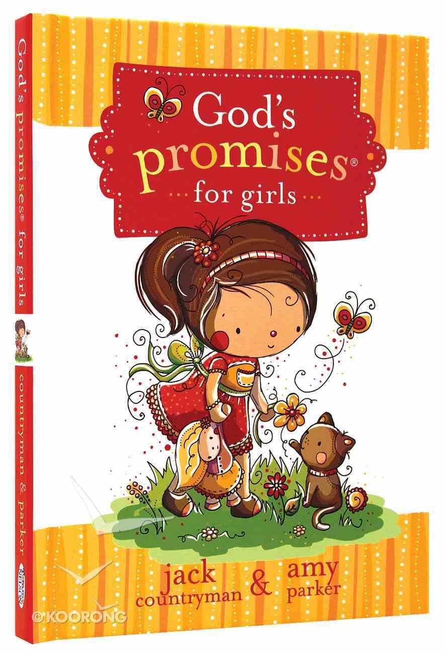 God's Promises For Girls Hardback