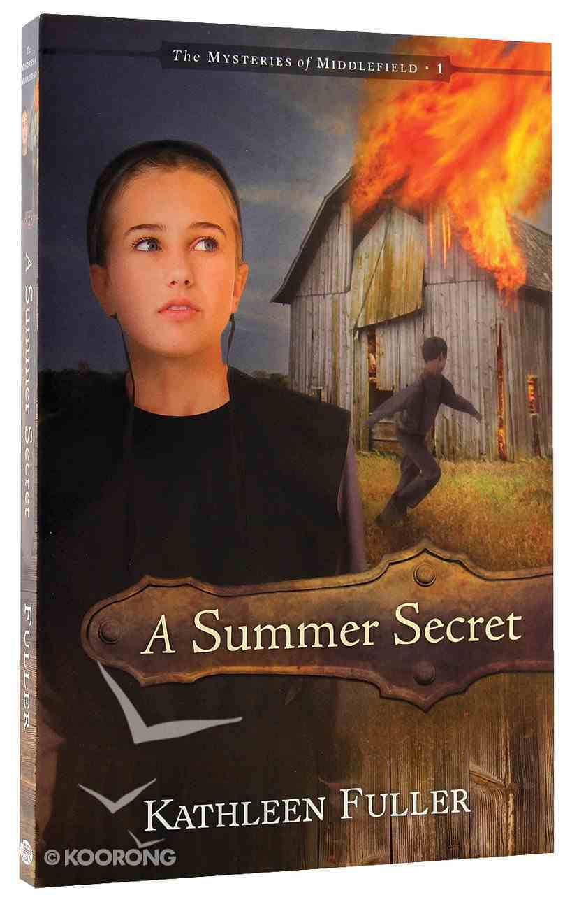 A Summer Secret (#01 in Mysteries Of Middlefield Series) Paperback