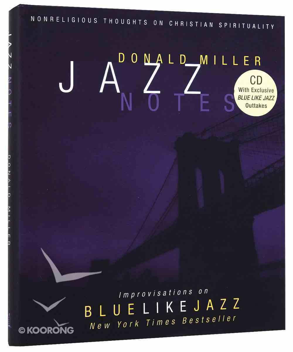 Jazz Notes (With Cd) Hardback