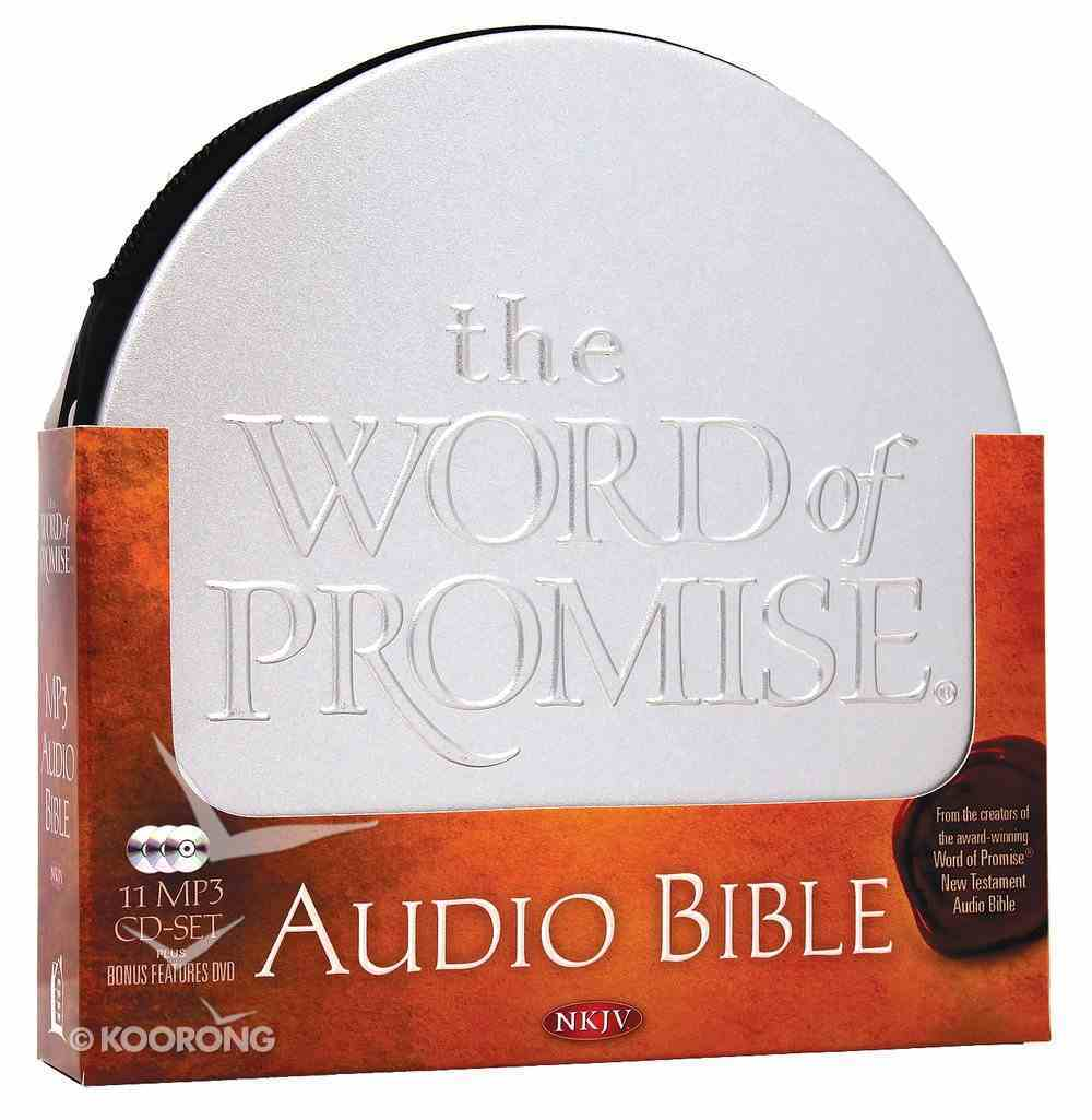 NKJV the Word of Promise MP3 Audio Bible CD