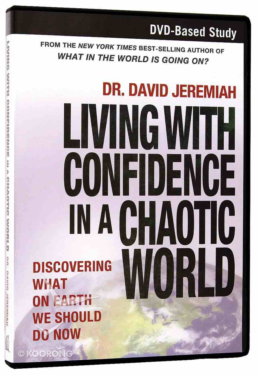 Living With Confidence in a Chaotic World (Dvd) DVD