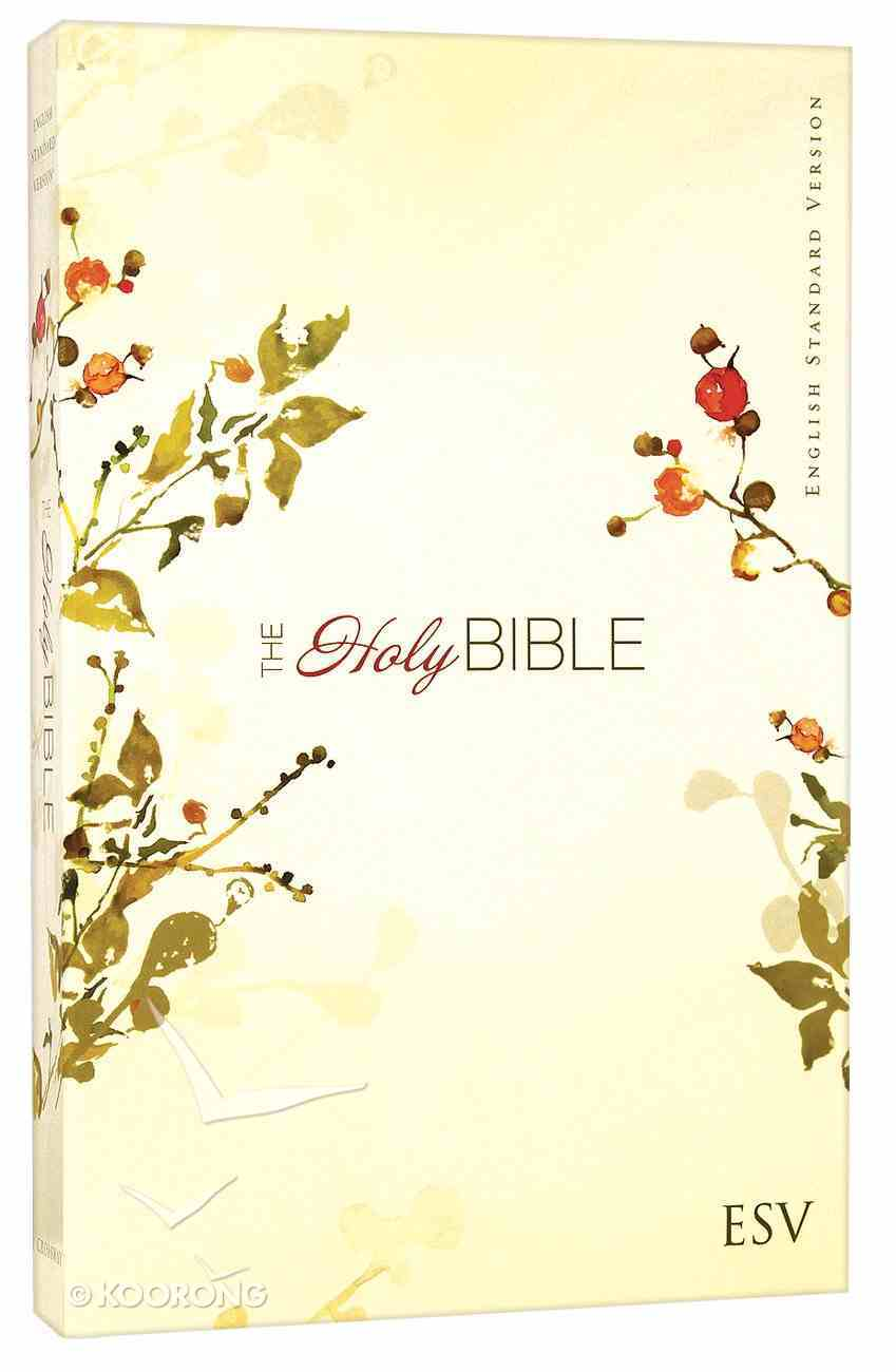 ESV Outreach Bible Blossom Paperback