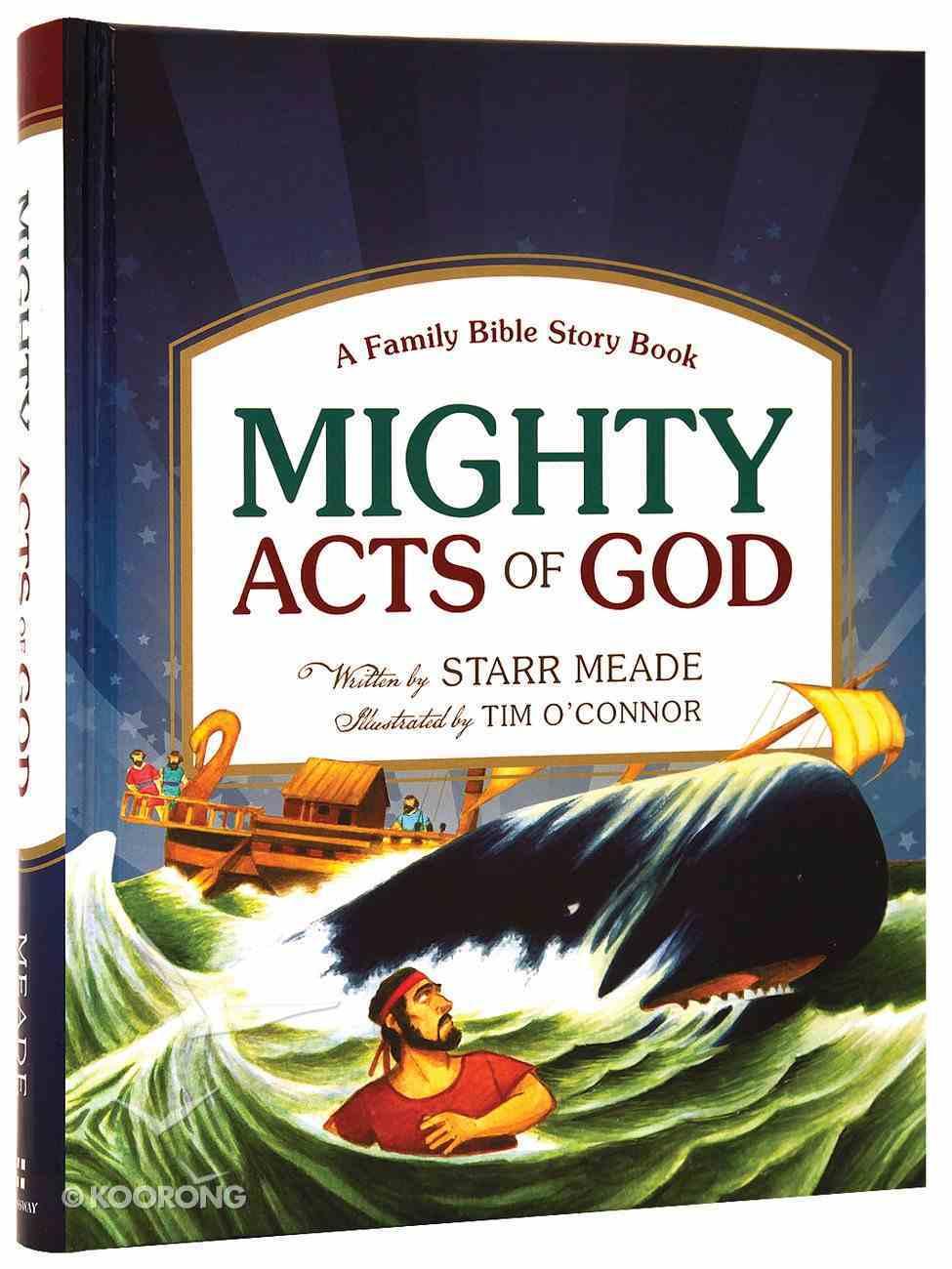 Mighty Acts of God Hardback