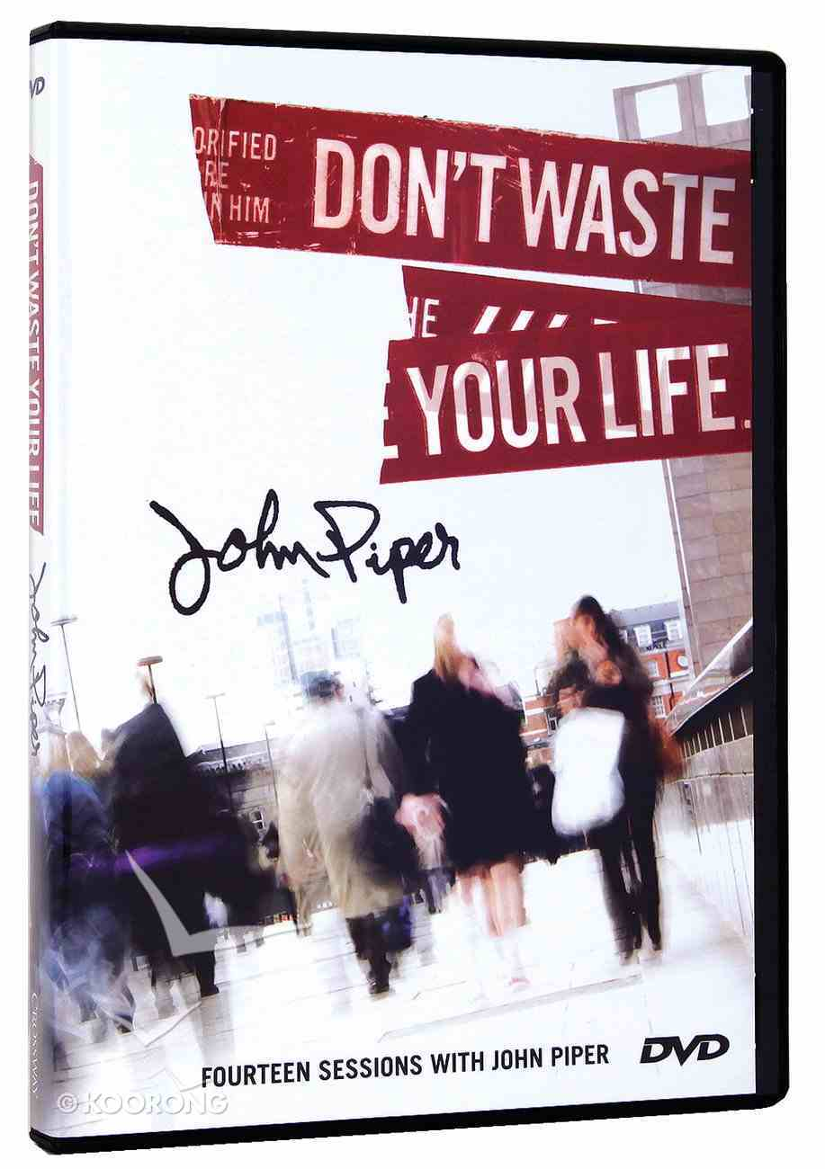 Don't Waste Your Life (Dvd) DVD
