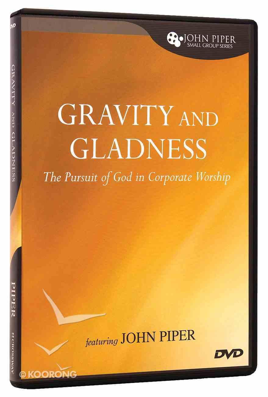Gravity and Gladness DVD DVD