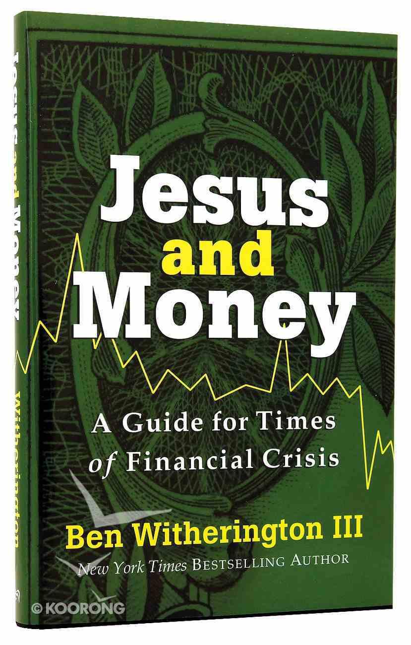 Jesus and Money Hardback