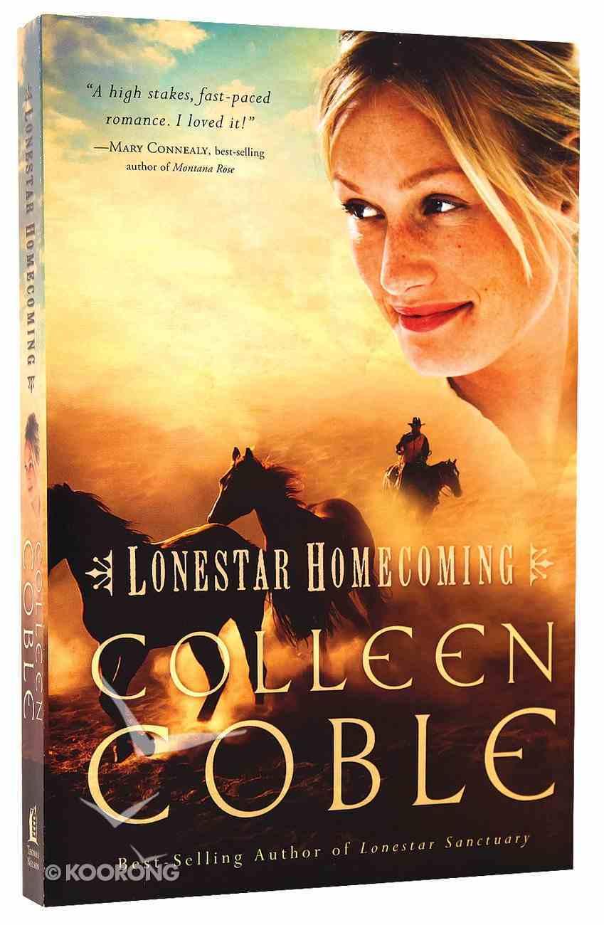 Homecoming (Lonestar Series) Paperback