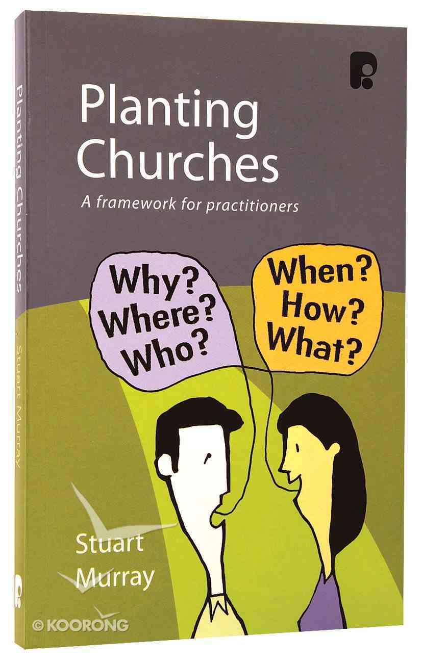 Planting Churches Paperback