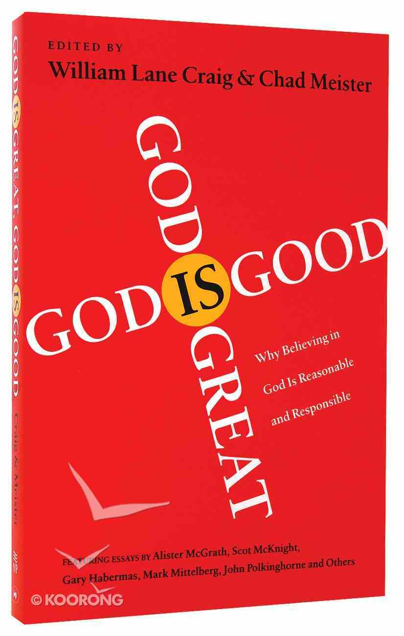 God is Great, God is Good Paperback