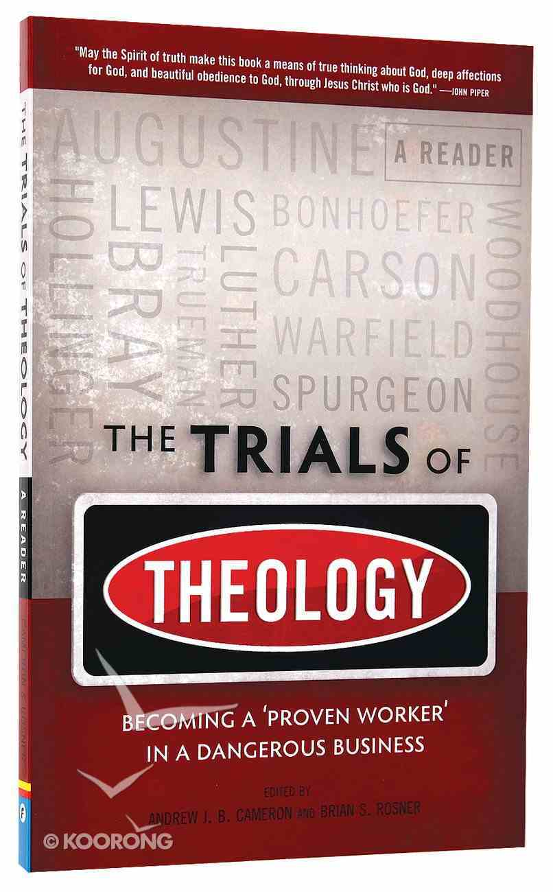 Trials of Theology PB Large Format
