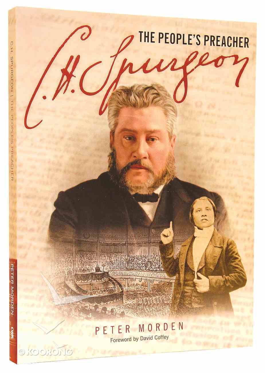 Spurgeon: The People's Preacher Paperback