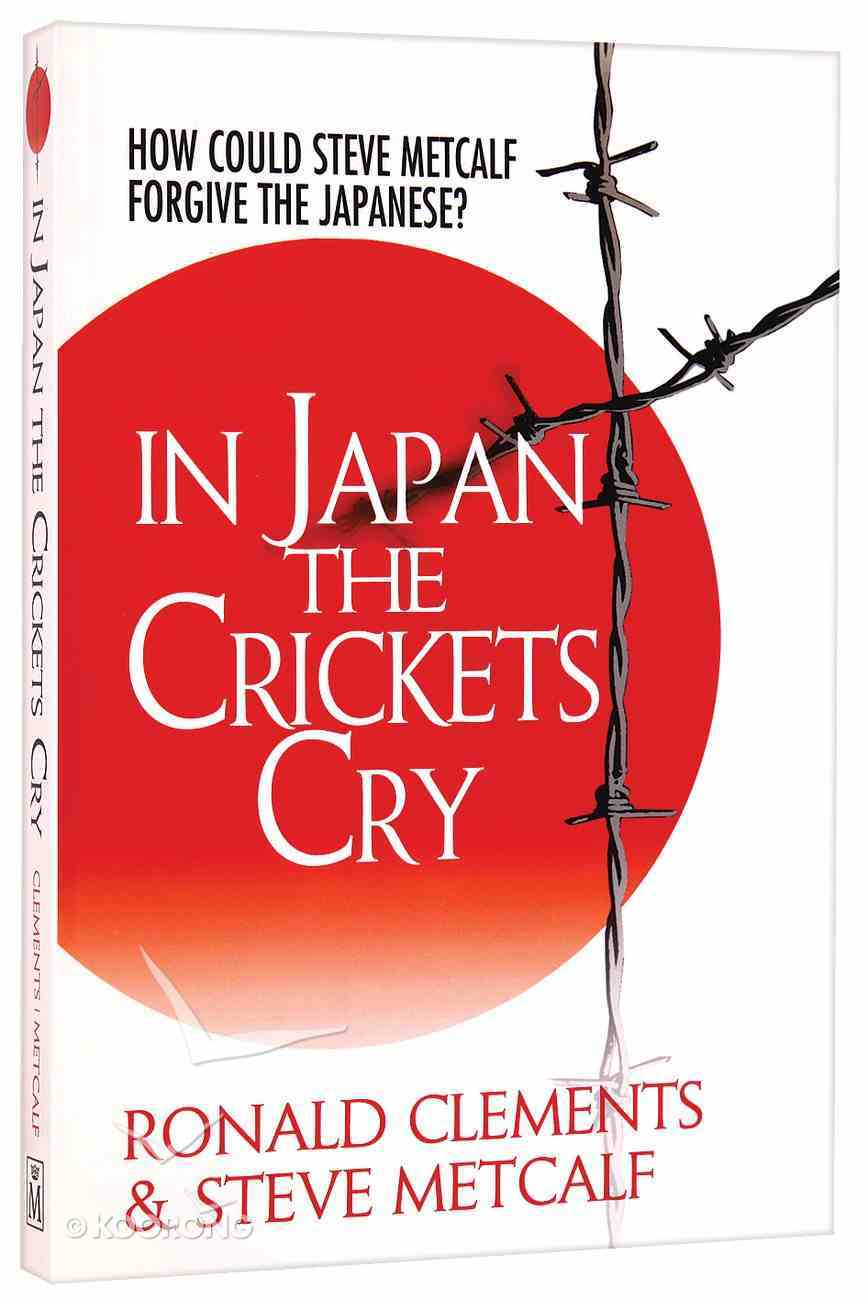 In Japan the Crickets Cry Paperback