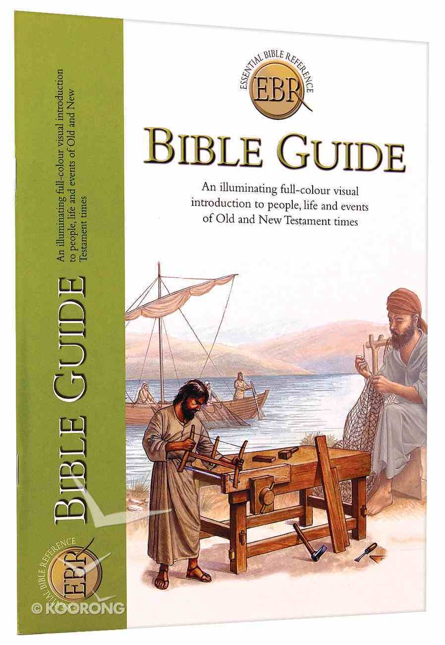 Bible Guide (Essential Bible Reference Series) Paperback
