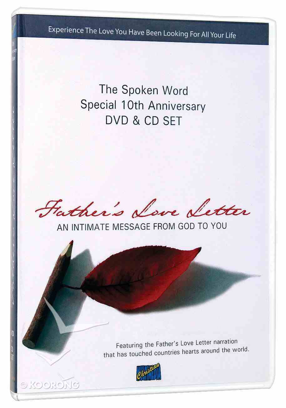 Father's Love Letter (10th Anniversary Dvd&cd Set) DVD