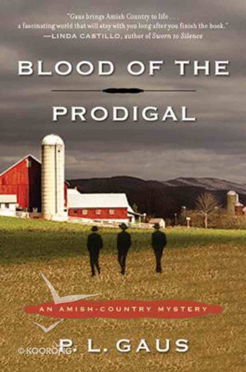 Blood of the Prodigal Paperback