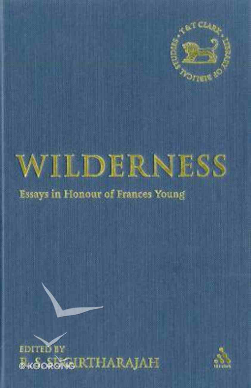 Wilderness Hardback