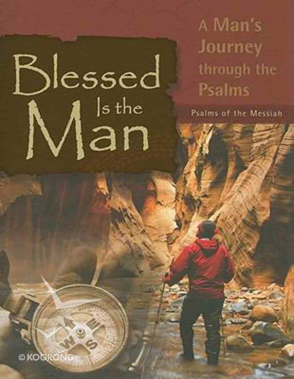 Blessed is the Man: Psalms of the Messiah Paperback