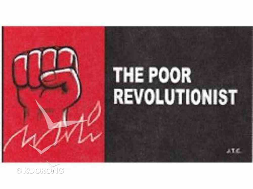 Chick: The Poor Revolutionist Booklet