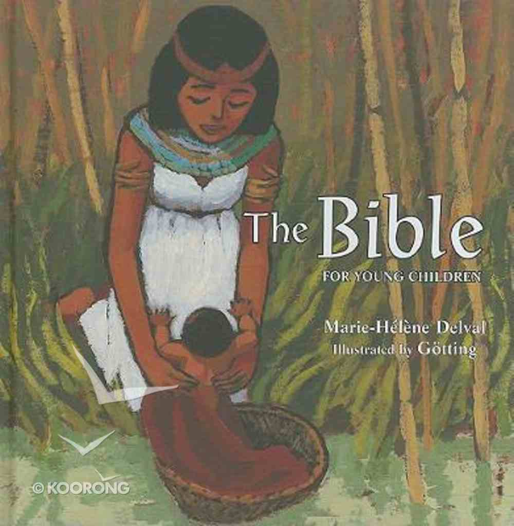 The Bible For Young Children Hardback