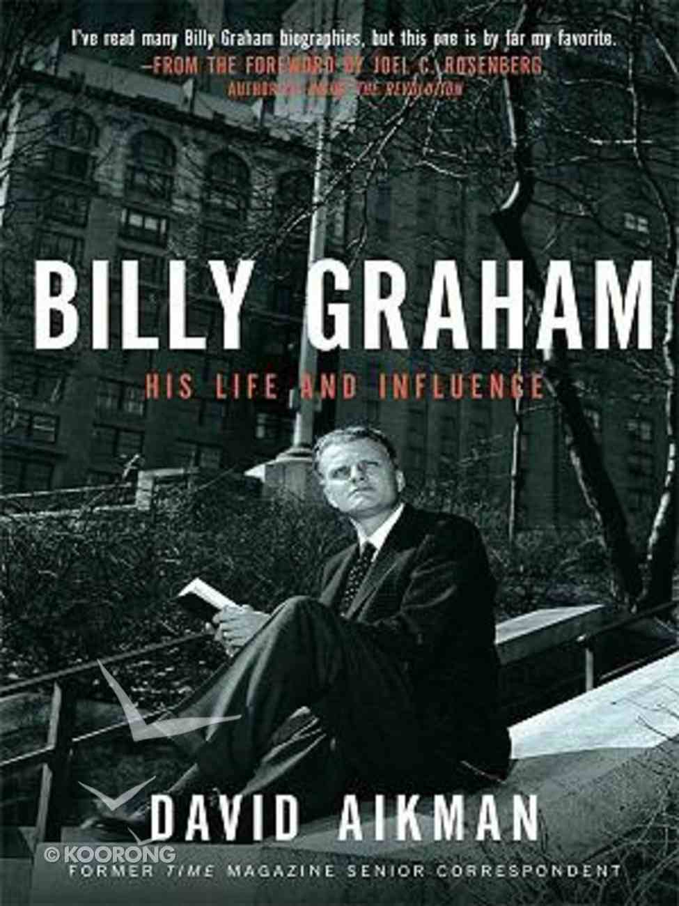 Billy Graham (Large Print) Paperback