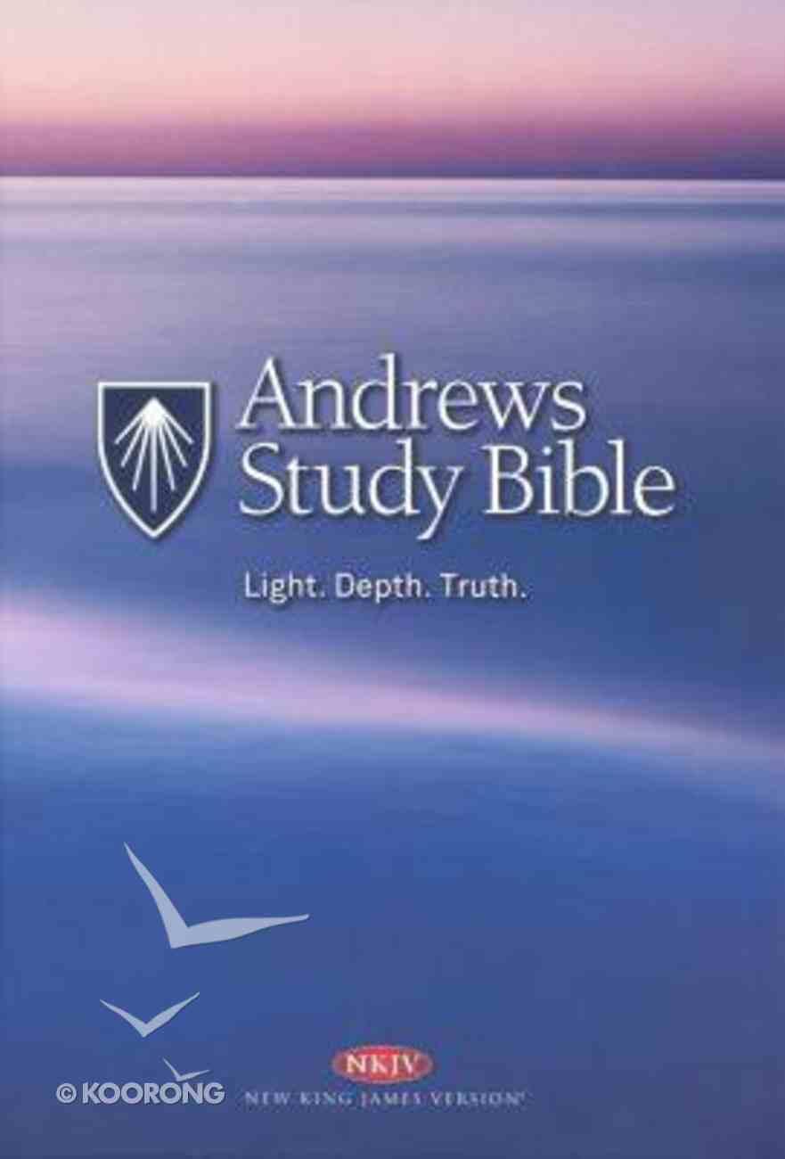 NKJV Andrews Study Bible Hardback