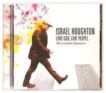 Album Image for Love God Love People - DISC 1