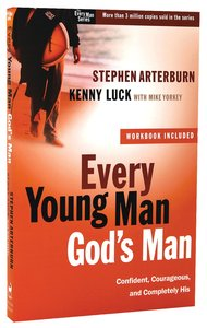 Product: Every Man: Every Young Man God's Man (Includes Workbook) Image