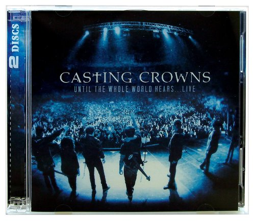 Product: Until The Whole World Hears Live Cd & Dvd Image