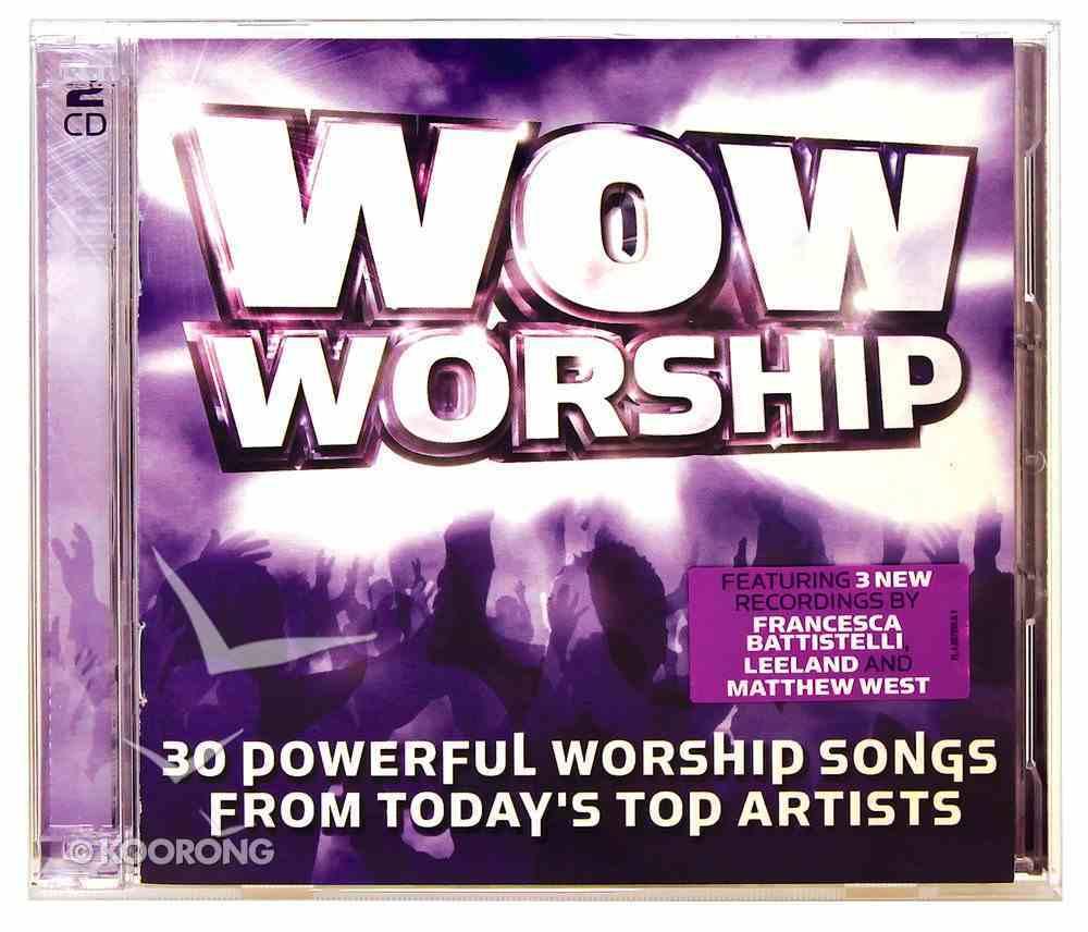 Wow Worship Purple Double CD CD