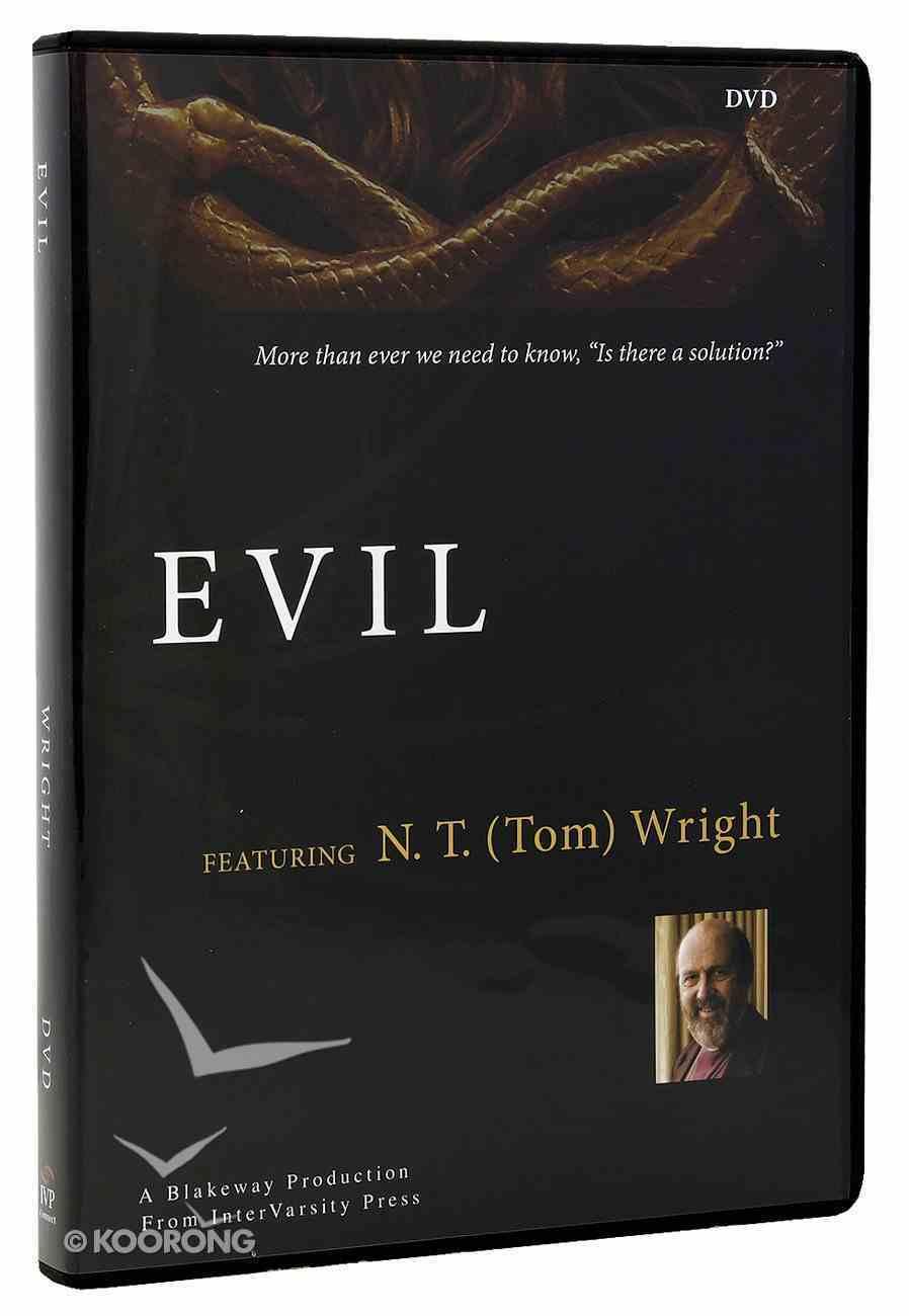 Evil DVD