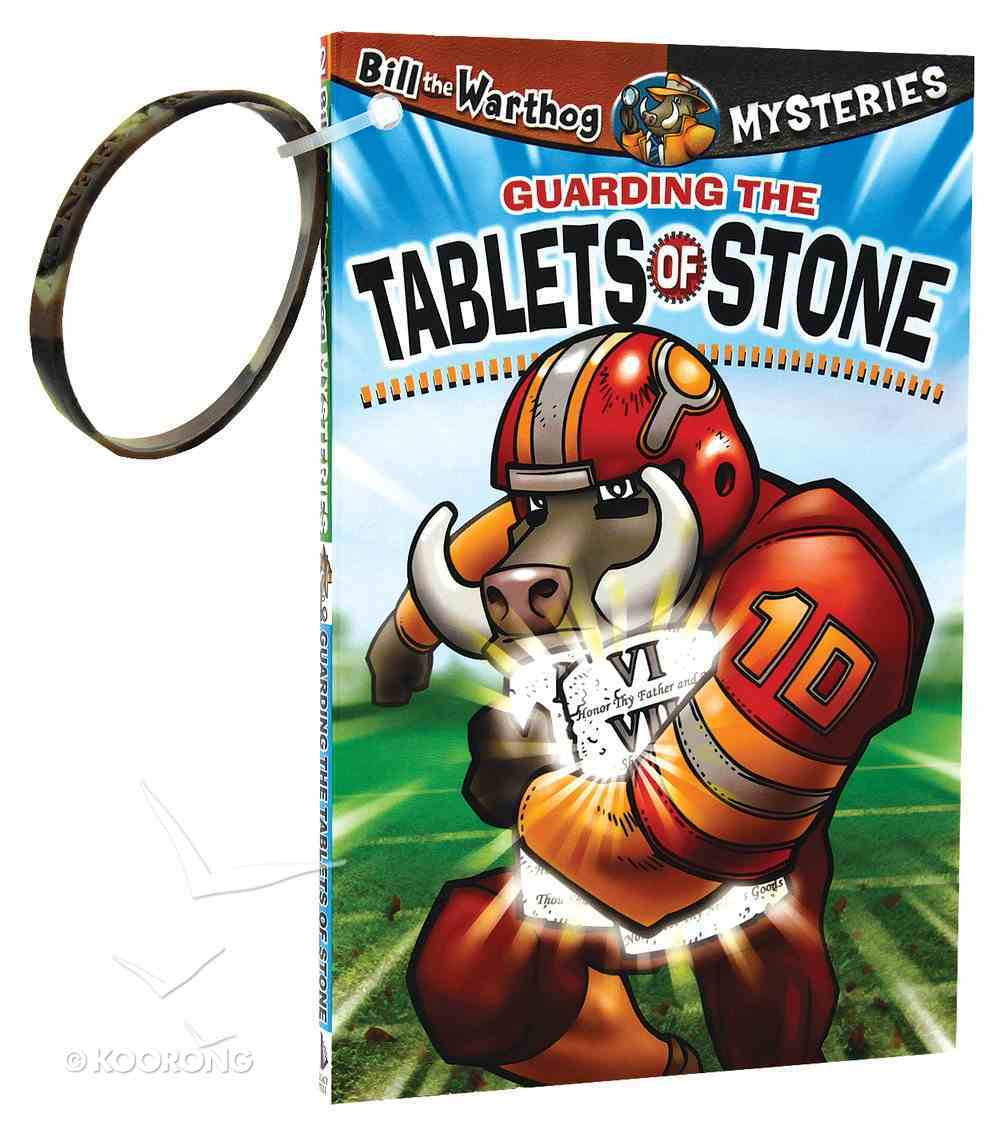 Guarding the Tablets of Stone (#02 in Bill The Warthog Mysteries Series) Paperback