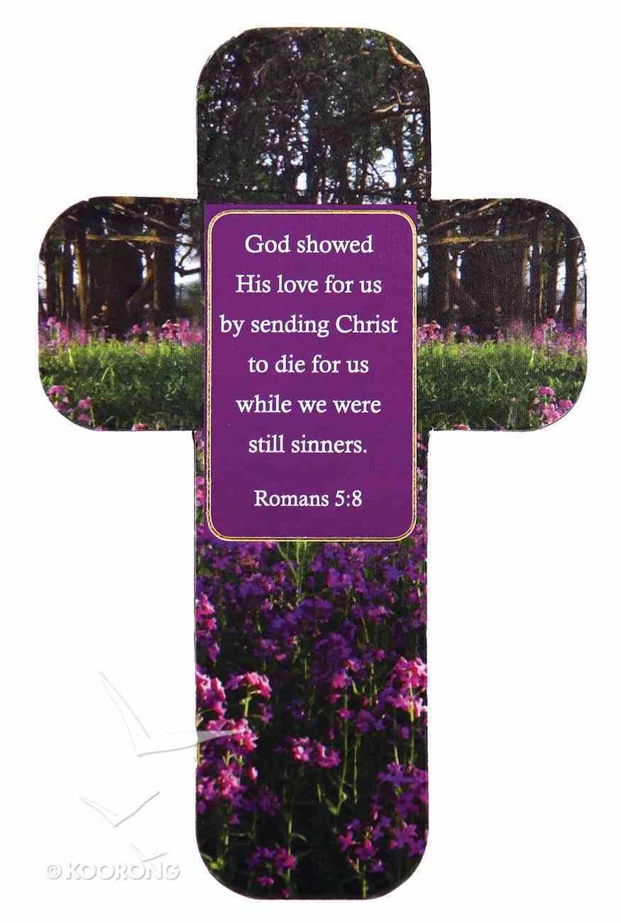 Cross Magnet: God Showed His Love For Us Novelty