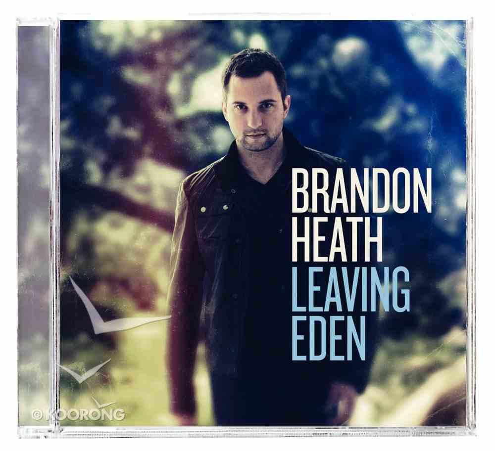 Leaving Eden CD