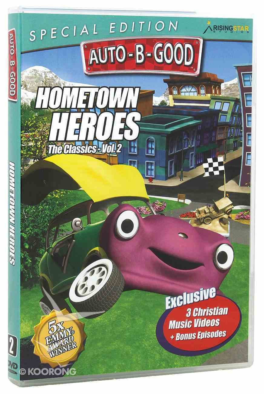 Hometown Heroes (#02 in Auto B Good Dvd Classics Series) DVD