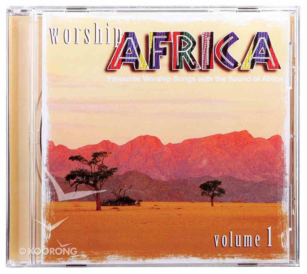 Worship Africa Volume 1 CD