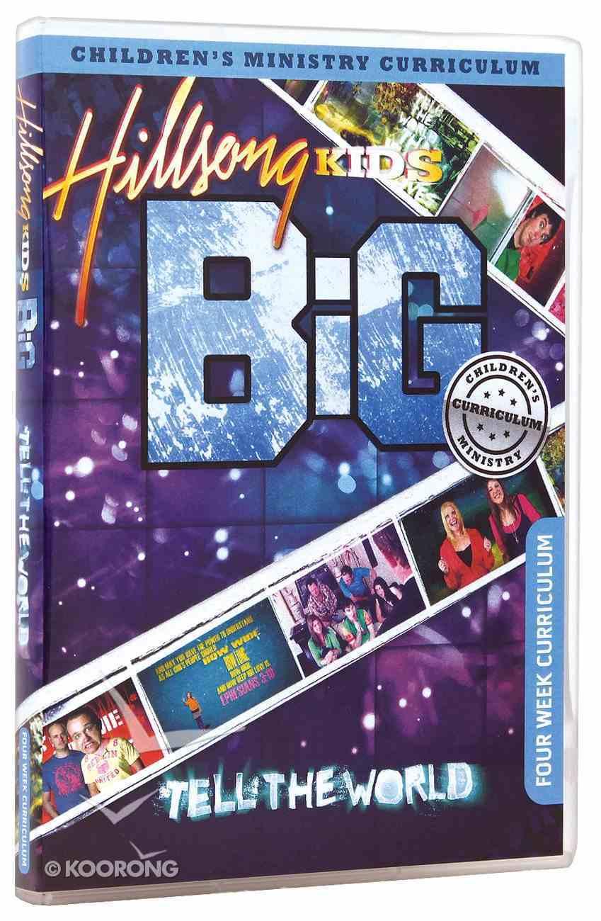 Tell the World #01 (Hillsong Kids Big Curriculum Series) DVD