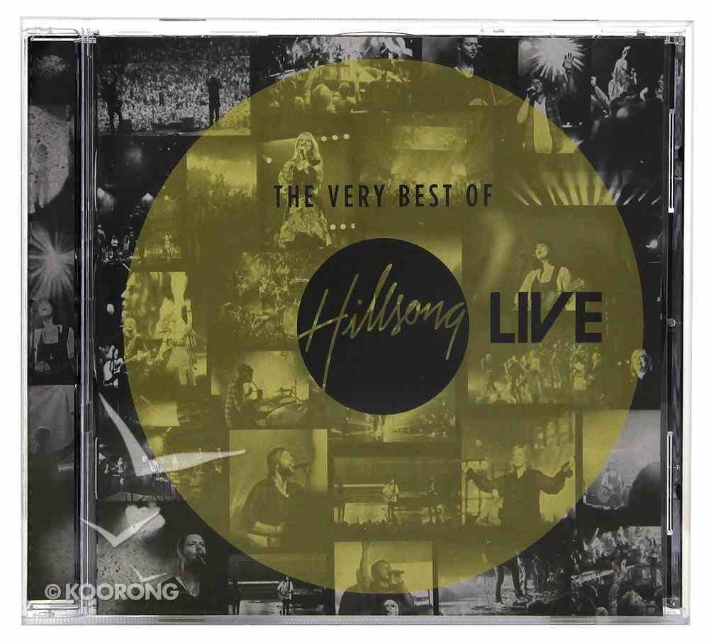 2010 the Very Best of Hillsong Live CD