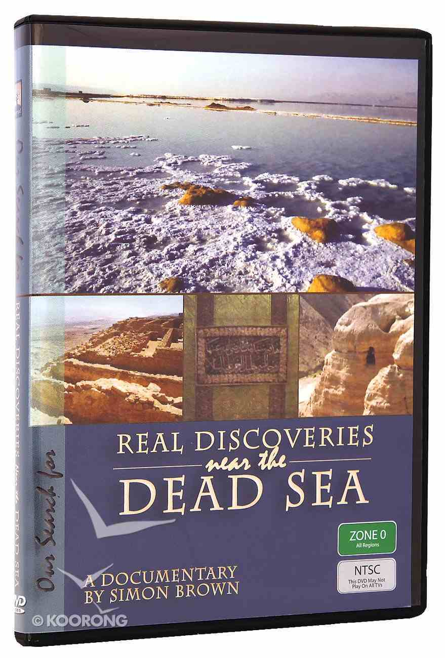 Real Discoveries Near the Dead Sea (Our Search For Dvd Series) DVD