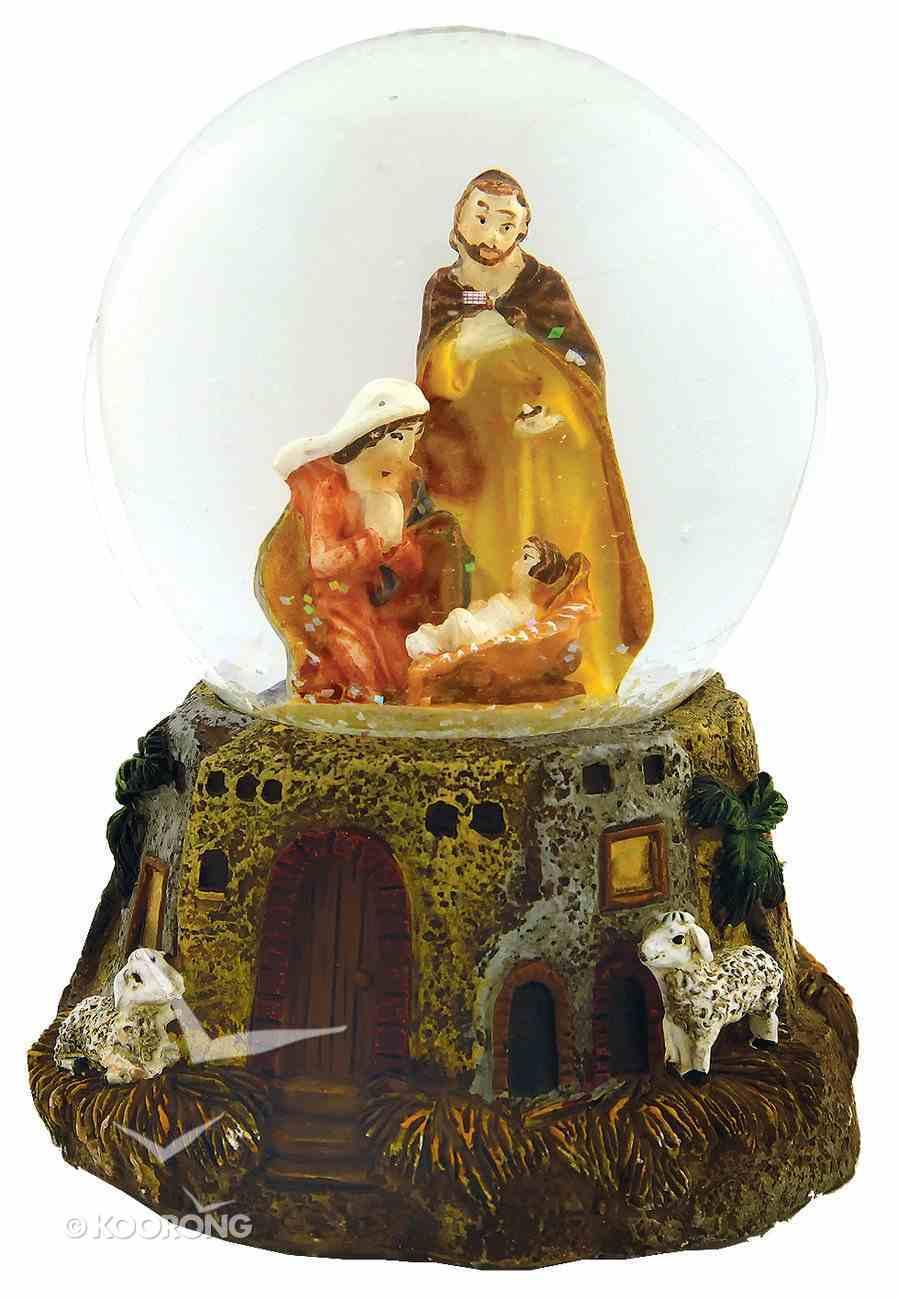 Holy Family Water Ball Homeware