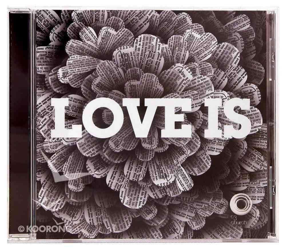 Love is CD