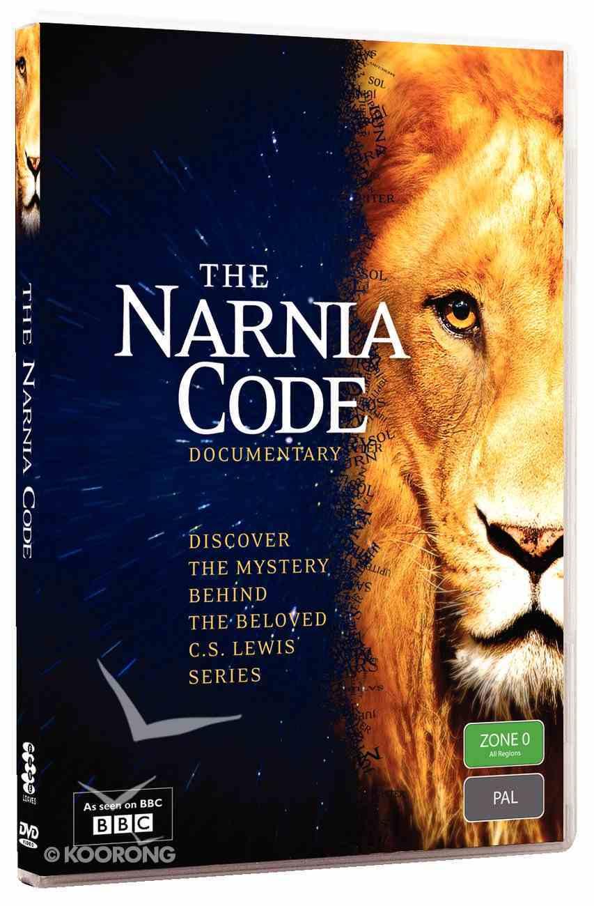 The Narnia Code DVD
