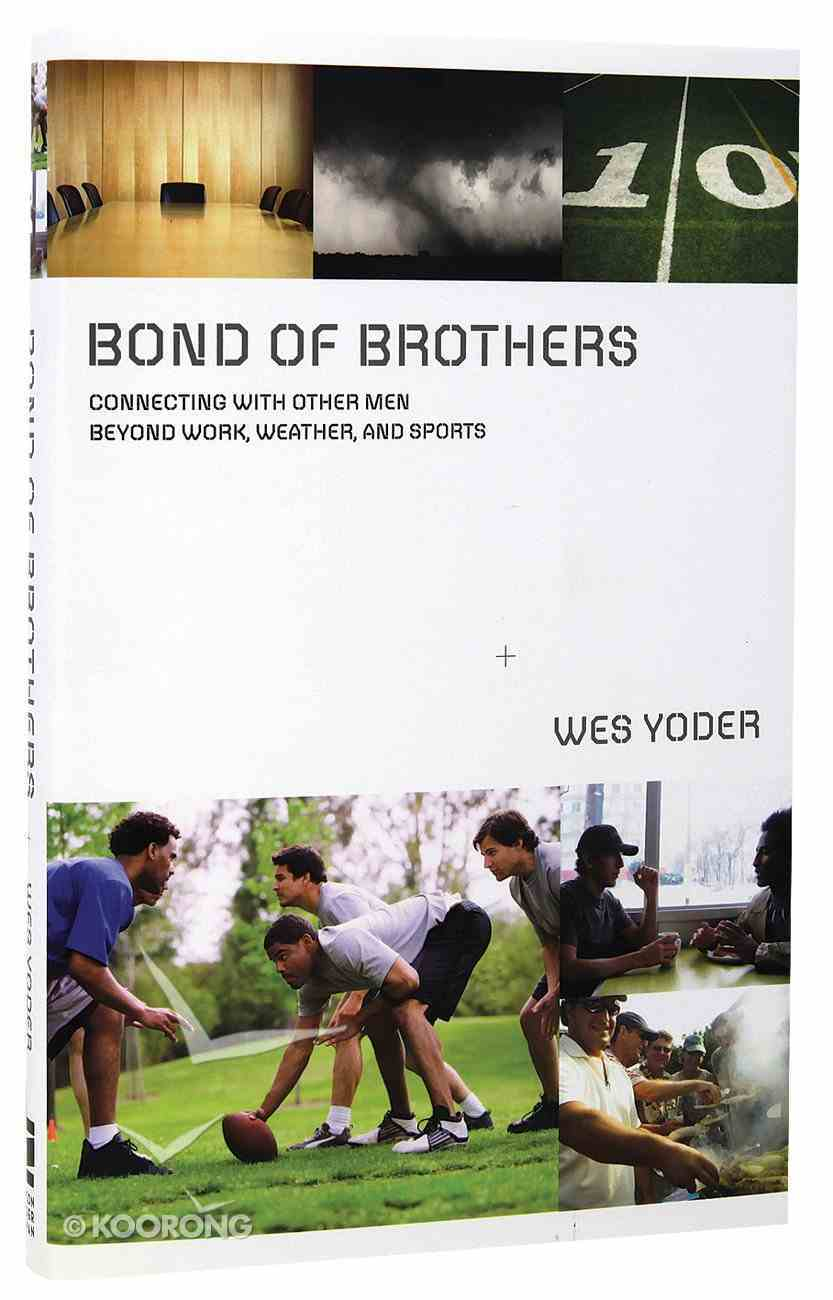 Bond of Brothers Hardback