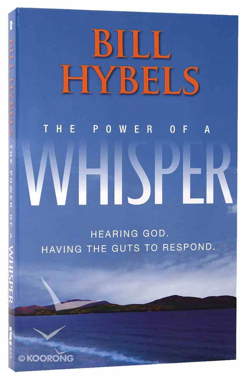 The Power of a Whisper Paperback