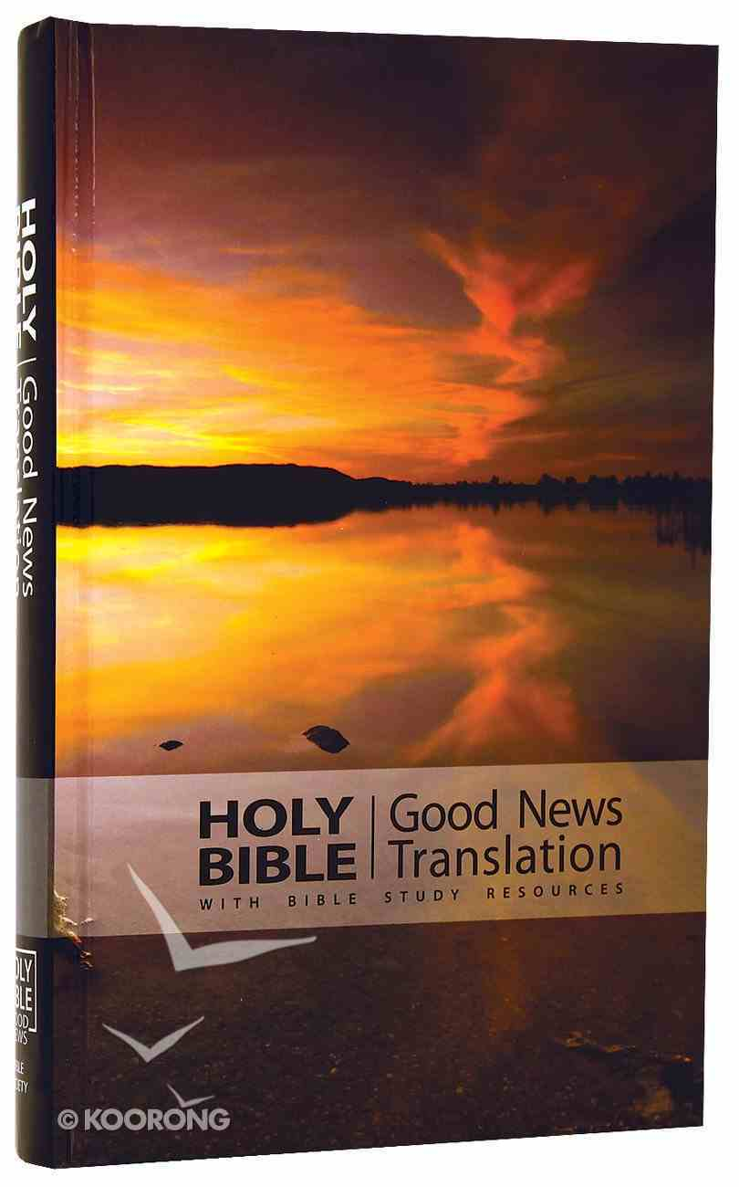 GNB Thinline Bible Sunrise Hardback
