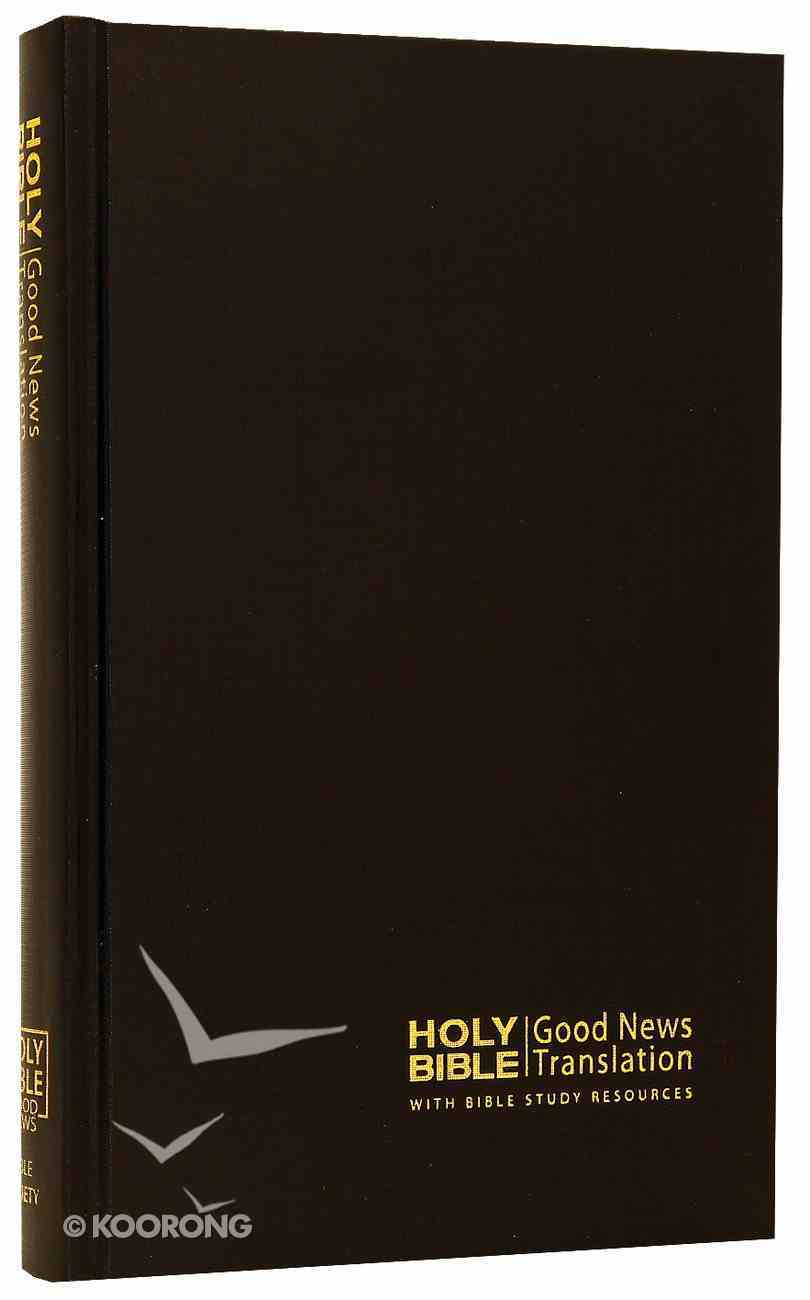 GNB Thinline Bible Black Hardback