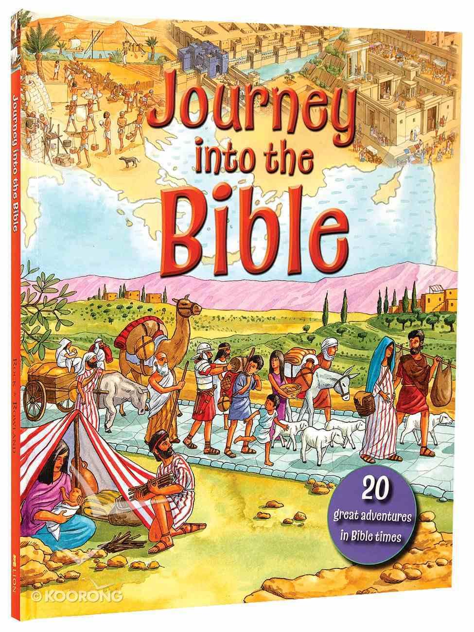 Journey Into the Bible Hardback