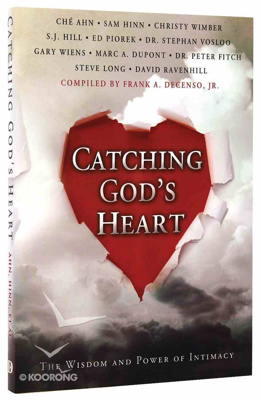 Catching God's Heart Paperback