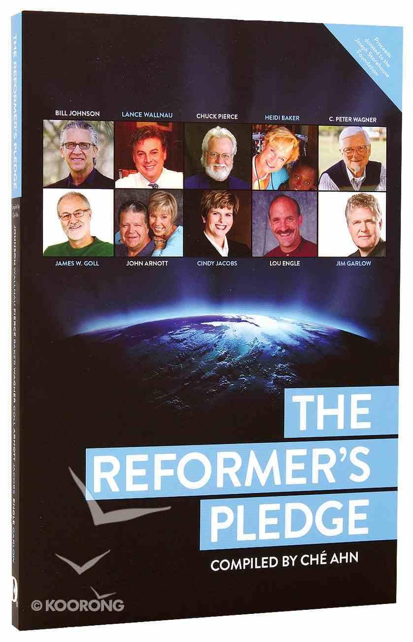 The Reformer's Pledge Paperback