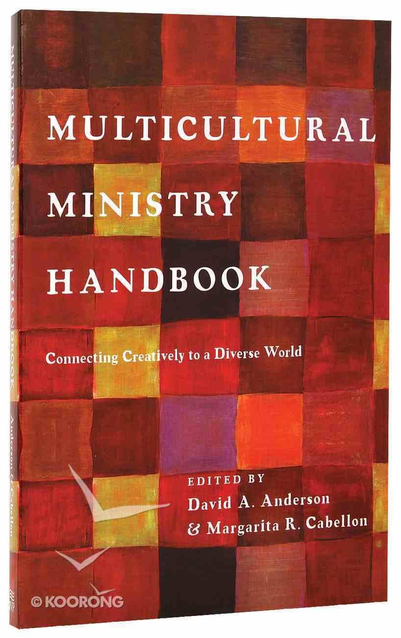 Multicultural Ministry Handbook Paperback