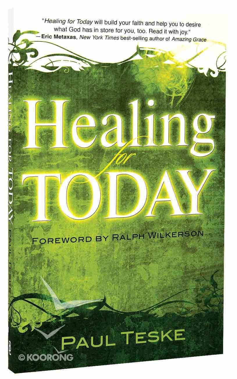 Healing For Today Paperback